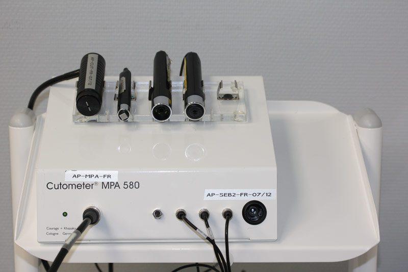 Cutomètre MPA580