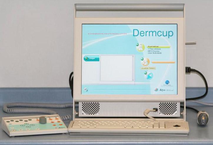 Dispositif DERMCUP